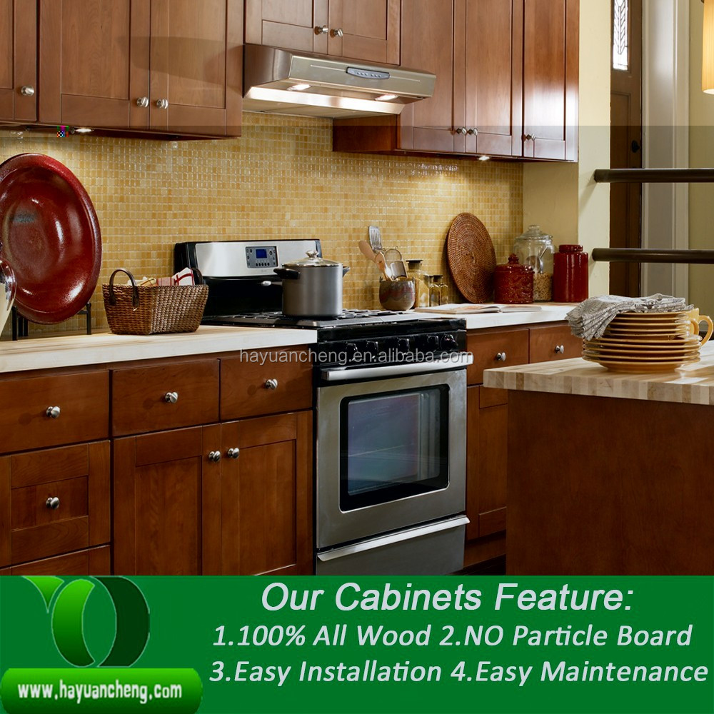 ready to assemble classic kitchen cabinet with kitchen island