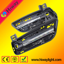 New design LED DRL light for BMW X3 2010-2013 led drl fog light