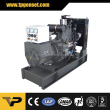 Easy Maintanance AC Three Phase 40kw 50kva Open Type Diesel Generators