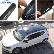 New Product Promotion High Glossy 1.35*15m / 1.52*15m Protective Car Vinyl Roof