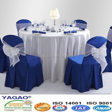 offering white round table cloth factory
