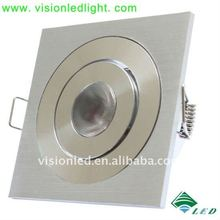 High Quality 3W Square LED Downlight