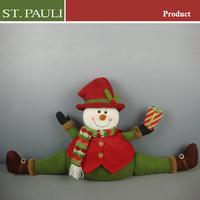 Unique Velvet Cloth holiday decoration decorative door draft stopper