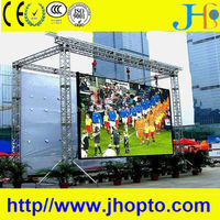 P6 outdoor high resolution 7500nits electric led display price