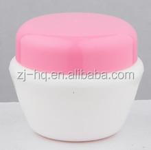 mushroom shaped plastic cream jar PP cream jar 40g 30g cosmetic packaging