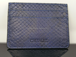 Fashion high-end genuine python leather man long wallet card holder,men multi- card bits wallet Guangzhou factory