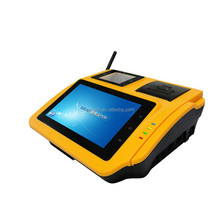EP Tech 9 year factory GSM Android POS Terminal with Touch screen, Fingerprinter, NFC,Camera