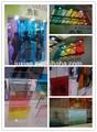segurança e preço baixo 3mm vidro laminado de cor