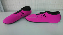 nonslip rubber/neoprene shoes for room