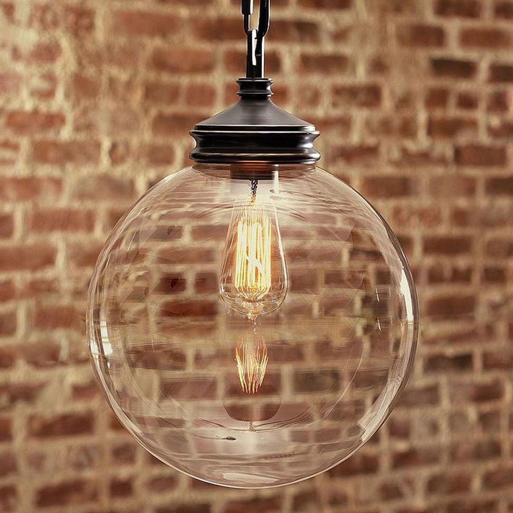 nordic ikea glass ball lampshade pendant lights e27 diy blown art pendant lamp buy glass ball. Black Bedroom Furniture Sets. Home Design Ideas