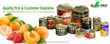Canned food/canned Fruit/canned yellow peach