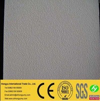 hot style vinyl laminated gypsum ceiling board material tile