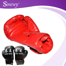 Factory Price fitness customed logo inflatable bulk boxing gloves for weight