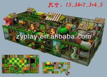 Wild Animals Theme Indoor Kids Play Park for Sale