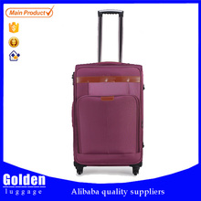 hebei 3 piece suitcase hardside luggage set extra large EVA suitcase