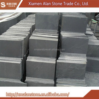High Quality Factory Price Black Slate interlocking outdoor slate tile
