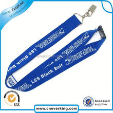 wholesale cheap reflective promotion printed lanyard from professional manufacturer