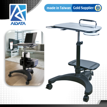 Aidata Height Adjustable Compact Computer Desk