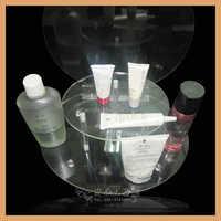 Fashionable acrylic small product display, cosmetic display