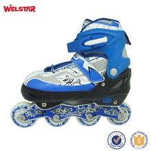 Comfortable shoes Adjustable Roller Skate Shoes ABEC-7 Bearing Aluminum
