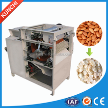 Automatic wet way peanut/bean/almond skin remover machine on hot sale