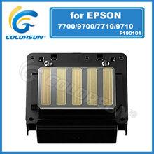 recibido por el cliente original del cabezal de impresión para Epson Stylus PRO 9700 (F190101)