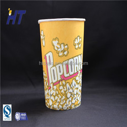 Best Quality Paper Popcorn Cup/Bowl/Bucket