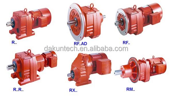 SEW-Eurodrive R Series Helical Geared Motor R/RF67DRS112M4