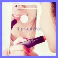 Ultra-thin Slim Mirror Back Cover Skin Soft TPU Gel case For Apple iPhone 6