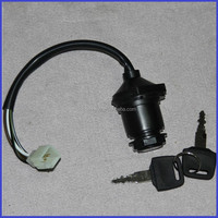 Scooter ignition switch SCL-2012090416 Universal scooter ignition switch for BAJAJ CT100