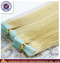 Hotselling direct factory price popular color sticker hair extensions
