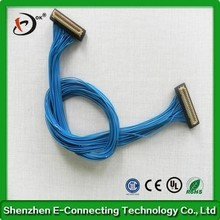 Cable uses DF9-41 to cut wire end