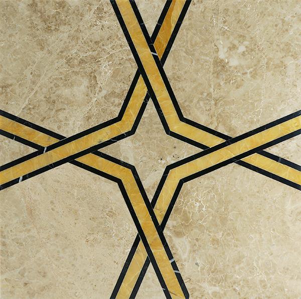 Moreroom Stone Waterjet Artistic Inset Marble Panel-1.jpg