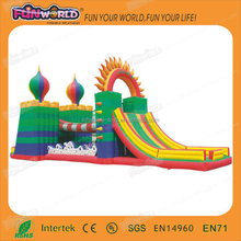 Promotional 2013 inflatable fun city for sale