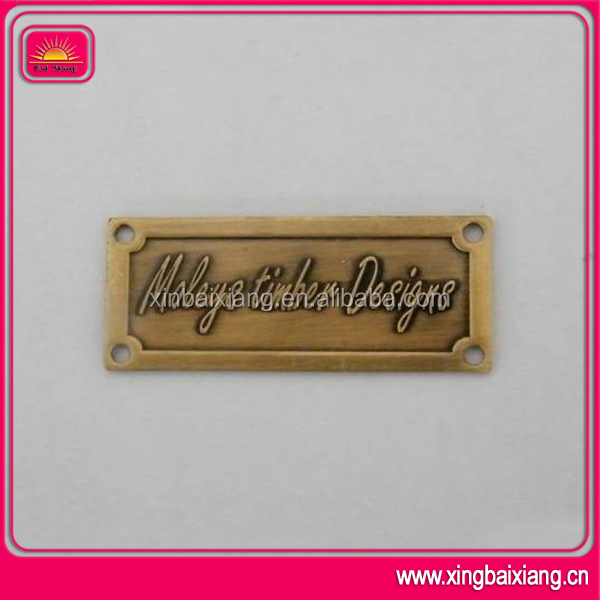 Brass Name Plates FurnitureEngraved Name Plates
