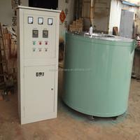 20 years melting furnace experience aluminum melting machine