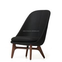 solo lounge chair fiberglass shell chair modern livingroom furniture chair