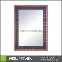 lady makeup mirror bathroom wall mounted fogless mirror
