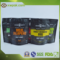 Good Quality Beef Jerky Packaging Bags with Window