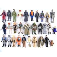 Star wars soldiers hero 3 pvc bendable toy action figures up products manufacturer