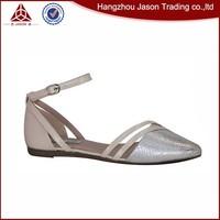 New type top sale graceful wedding falt shoes