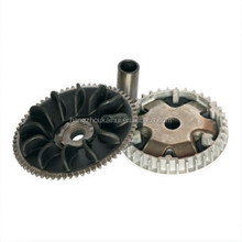 High quality whole sale variator clutch HD100 for scooter motorcycle