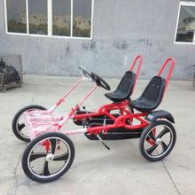 2014 hot sale adult pedal go kart/go kart F2150