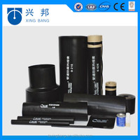 hot sale anti-corrosive heat shrinkable sleeve for insulated pipe coating jointing