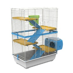 Deluxe Small Animal Cage Pet Rabbit Cage