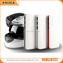 OEM hot sale manufacturer Three Socket port 20000mah high quality power bank in china market of electronic