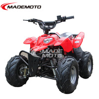 gas powered quad bike with 4 stroke engine 50cc atv for sale