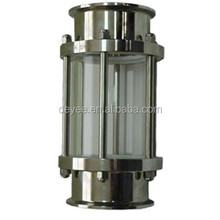 Sanitary Stainless Steel SS304 Triclamped Sight Glass