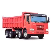howo dumper truck 8*4 zz3317n2867w for sale