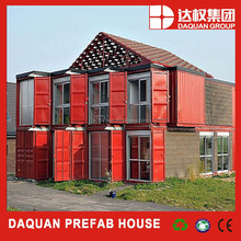 Low Cost 20ft Container House For Living/Luxury Movable Container Prefabricated House Price